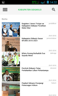 Official Mobile Sidoarjo- screenshot thumbnail