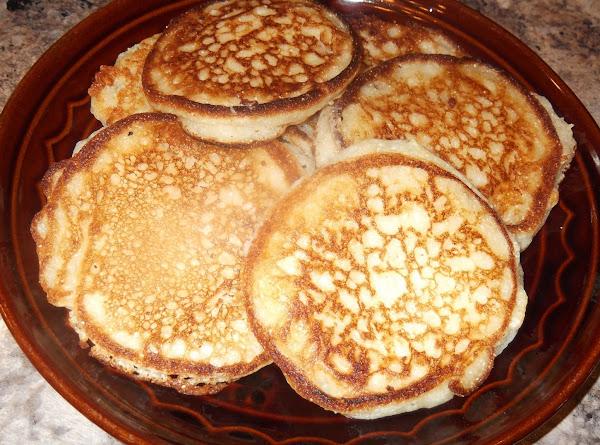 Fried Corn Bread (aka Hoe Cakes) Recipe