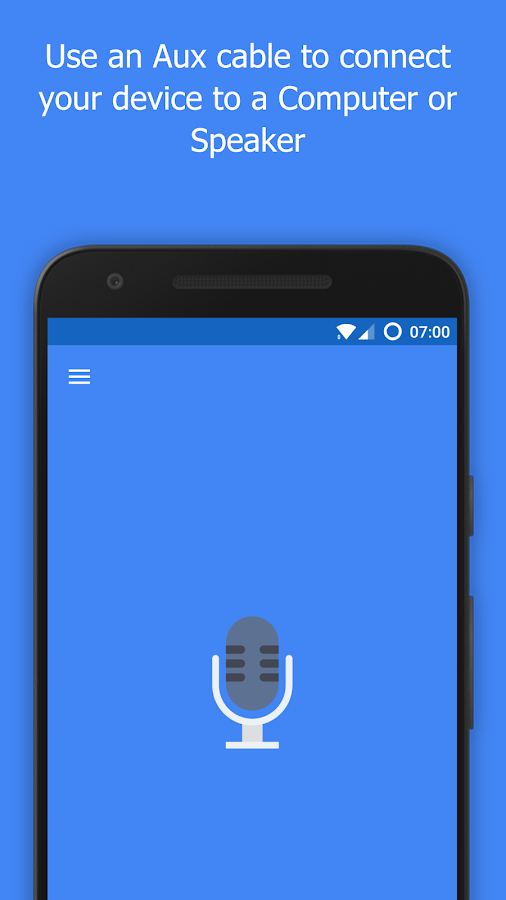 OwnVoice Microphone- screenshot