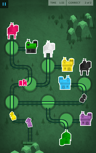 Screenshot 14 for Lumosity's Android app'