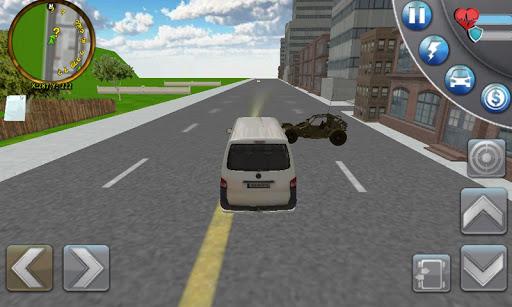 玩模擬App|城市警察传说免費|APP試玩