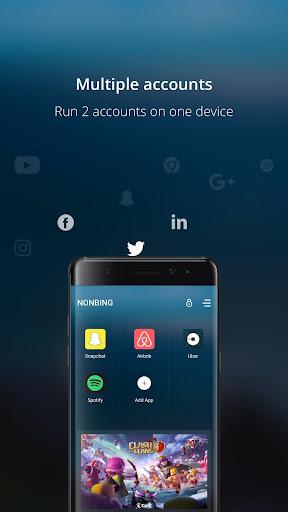 Nonbing- Multiple Accounts & App Cloner for PC