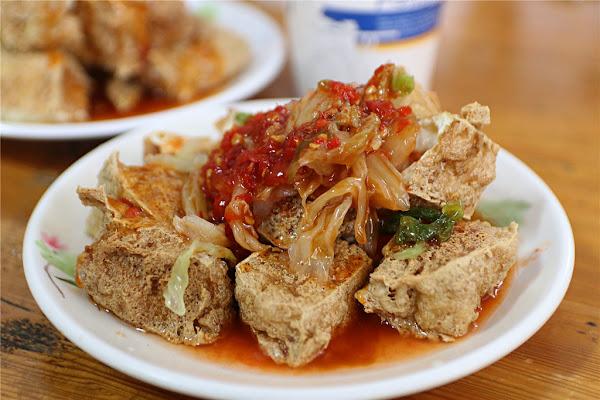 台東美食-福原豆腐店 米之鄉的巷弄嫩豆腐丨超人氣酥炸香豆腐