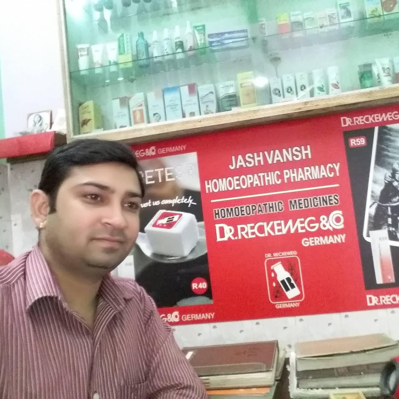 Jashvansh homoeopathic pharmacy - Homeopathic Pharmacy in Delhi