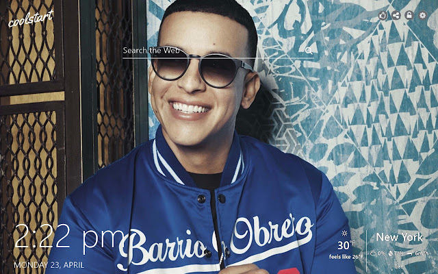 Daddy Yankee HD Wallpapers Hip Hop Theme