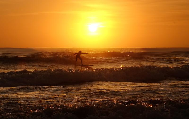 Cavalcata al tramonto di RobertoB