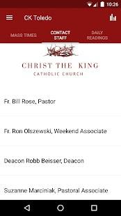 Christ the King Church Toledo - náhled