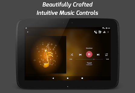 Pi Music Player - Mp3 Music Player Screenshot