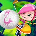 Alice in Wonderland PuzzleGolf icon