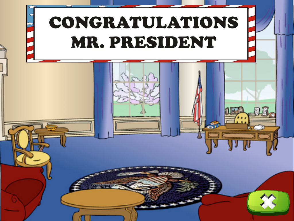 Ultimate Presidents Quiz- screenshot