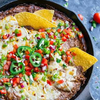 Vegetarian Hot Dips Recipes.