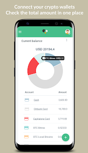 Welto: Pay bills with cryptocurrency- screenshot thumbnail