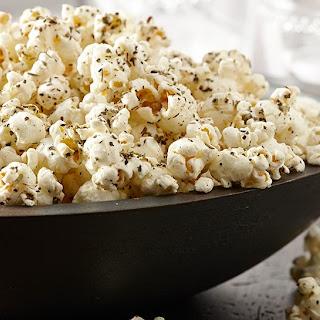 Mediterranean Spiced Popcorn
