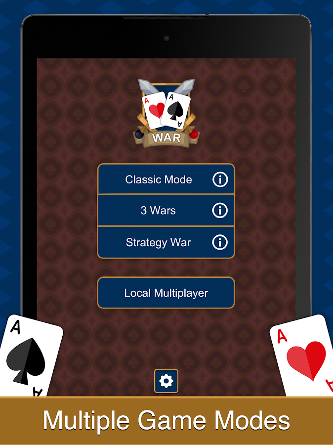 War - The Card Game- screenshot