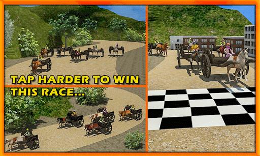 玩免費模擬APP|下載马拉大车:赛车冠军 app不用錢|硬是要APP