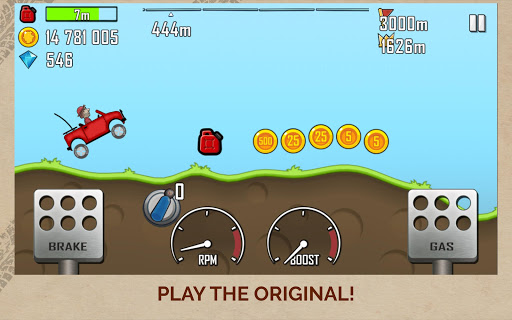 Hill Climb Racing  screenshots 11