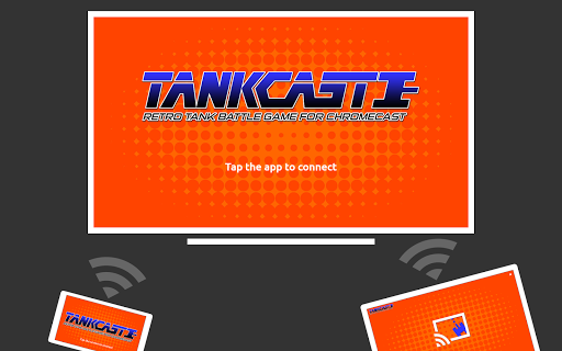 Tankcast - Chromecast Game 1.1.0 screenshots 1
