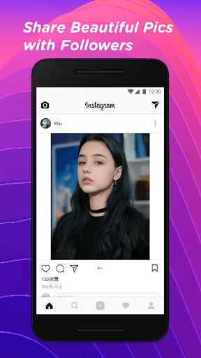 Followers Like No Crop Pics for Instagram Feed for PC