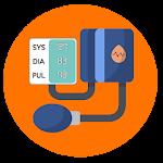 Blood Pressure : BP Tracker Avg Health Diary Info icon