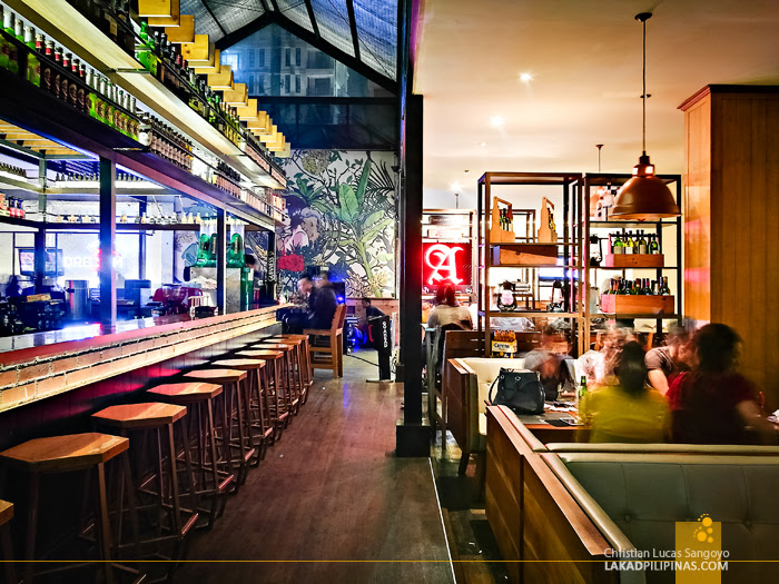 Verde Resto and Lounge Bandung