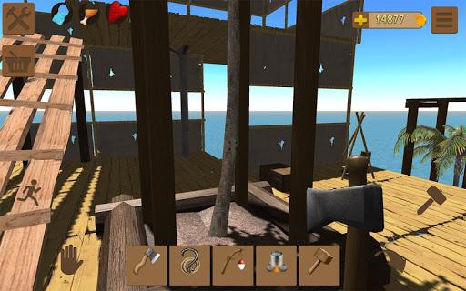 Oceanborn: Survival on Raft 1.5 screenshots 24