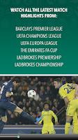 Screenshot of Sun Goals - Football Scores