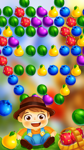 Farm Bubble Shooter Story - Fruits Mania - náhled