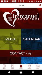 Immanuel Baptist Church - náhled