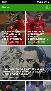 Voetbalkrant - náhled