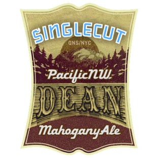 Logo of SingleCut Dean PNW Mahogany Ale