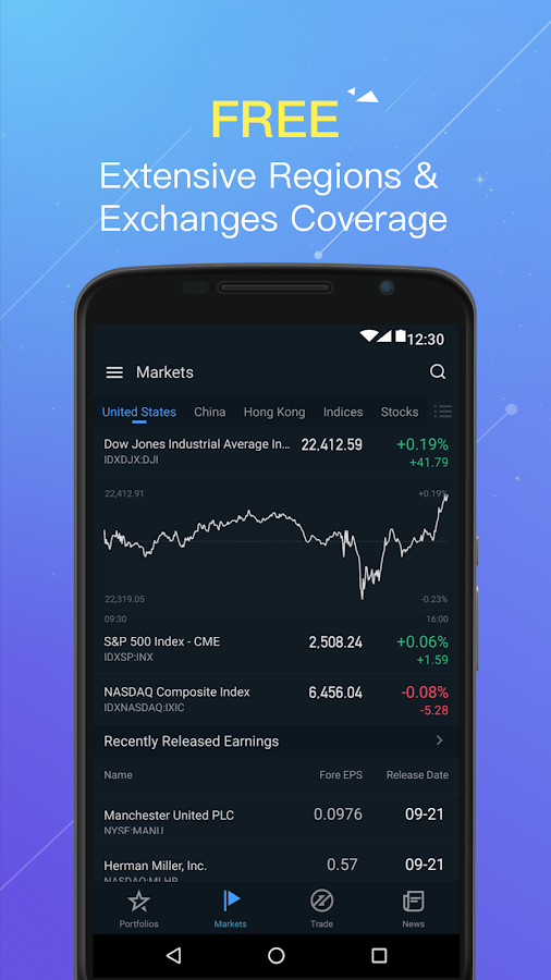 Google Finance Stock Market Quotes News: Realtime Stocks Market & Investing App
