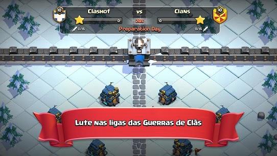 Clash Of Clans v13.0.25 Apk Mod Gemas Infinitas 2