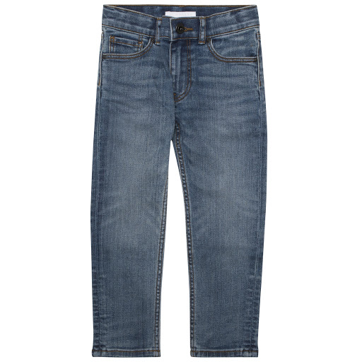 Primary image of Burberry Blue Skinny Jeans