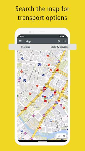 BVG Fahrinfo: Bus, Train, Subway & City Map Berlin  screenshots 7