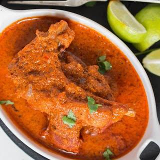 Chettinad Mutton Chops Kozhumbhu (Mutton Chops Curry)
