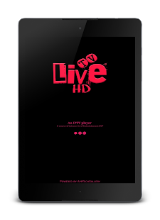 LiveTV HD - An IPTV player for Entertainment 24/7 for PC
