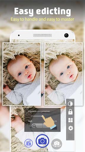 HD Camera - Photo, Video Camera & Editor 1.1 screenshots 3