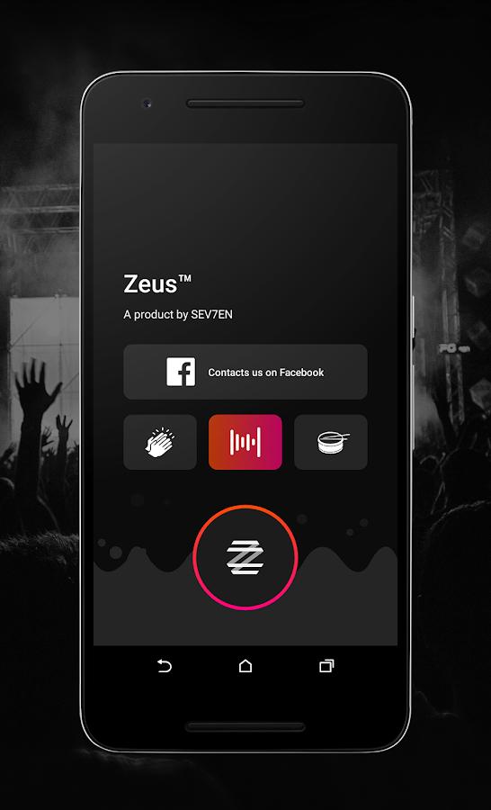 Zeus™ Music Strobe Light- screenshot