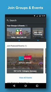 SummitSync | Event Networking- screenshot thumbnail
