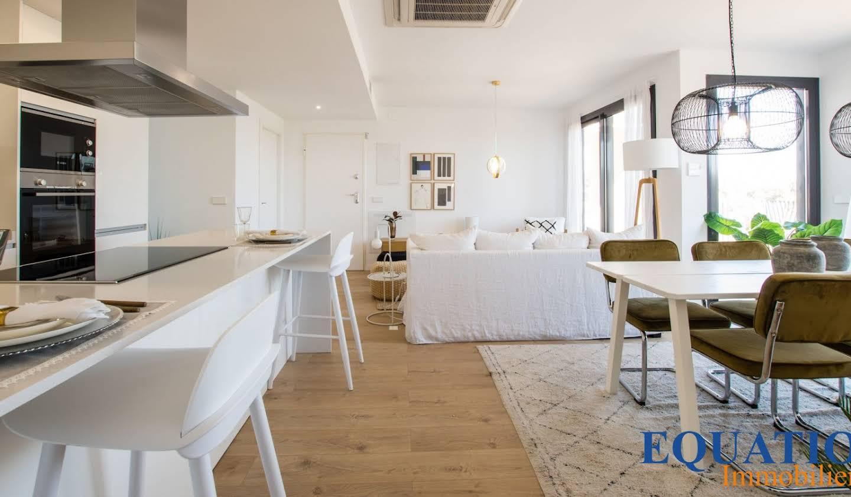 Appartement avec terrasse et piscine La Vila Joiosa