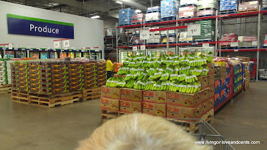 Photo: The produce section at Sam's Club is one of my favorites!