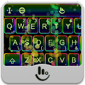 Neon Light FREE Keyboard Theme icon