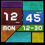 Graphics Clock Widget Icon