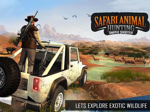 Wild Animal Sniper Deer Hunting Games 2020 1.22 screenshots 17