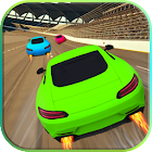 velocidad tráfico conducción simulador icon