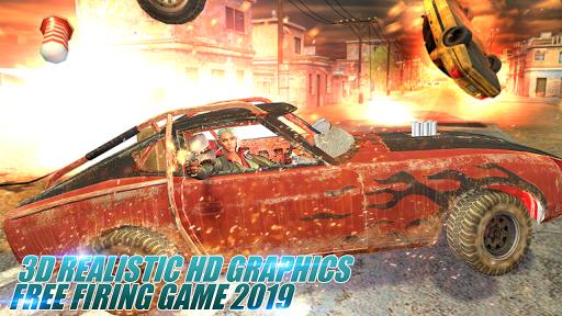 Free Military Firing Squad: Free Firing Game 2019 1.0 screenshots 2
