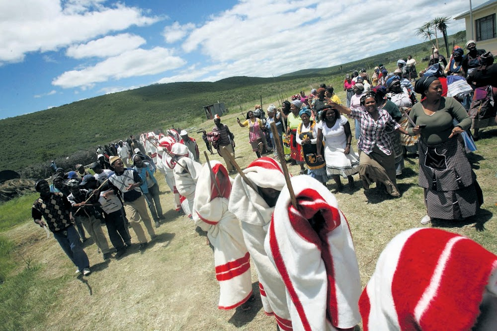 Ignoring Covid ban, traditional leaders tell parents to plan for initiation season - TimesLIVE
