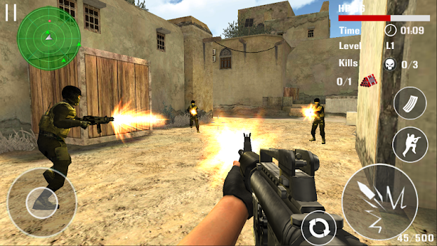 Counter Terrorist Shoot