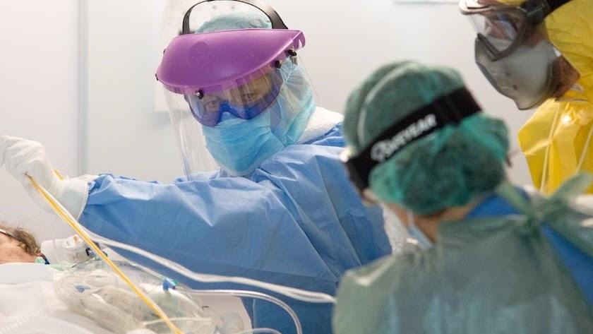 Las hospitalizaciones por covid tienen cuatro razones principales.