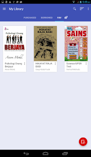 E-Sentral Reader- screenshot thumbnail